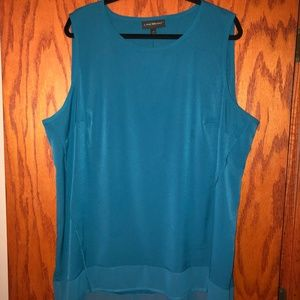 Lane Bryant Sleeveless Top | Size 22